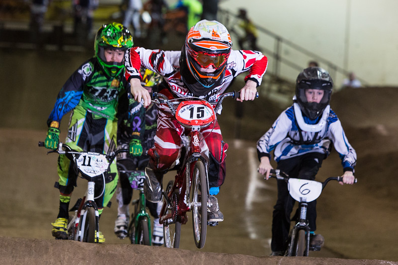 13 Expert. It has to be Noah Cramer out front running #15, eventhough the moto sheets say he's #16.