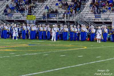 Canon-McMillan Marching Band