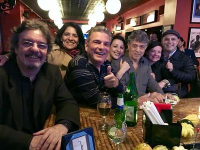Martin's B'Day at Cavatappo Grill