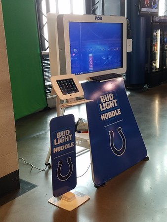Bud Light Party Zone Colts vs. Browns