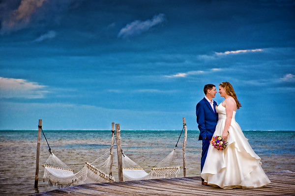 Hannah & Kenny - Wedding - Belize - 20th of January 2020