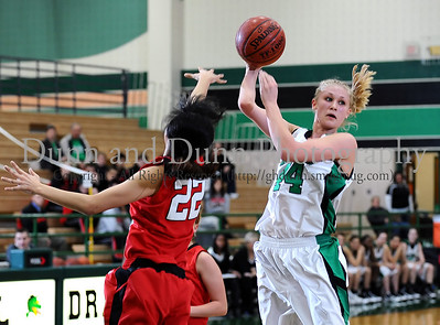 2010-01-15 - Coppell v Carroll (Varsity Basketball-Women)