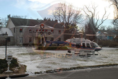 Syosset F.D. Trench Rescue 17 Amber Ln. 12/17/10