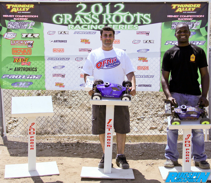 GRRS 2012 #5 Nitro Podium