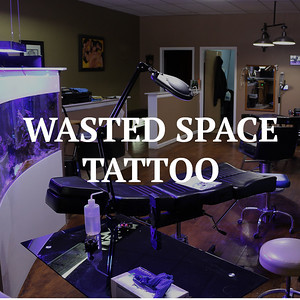 Wasted Space Tattoo