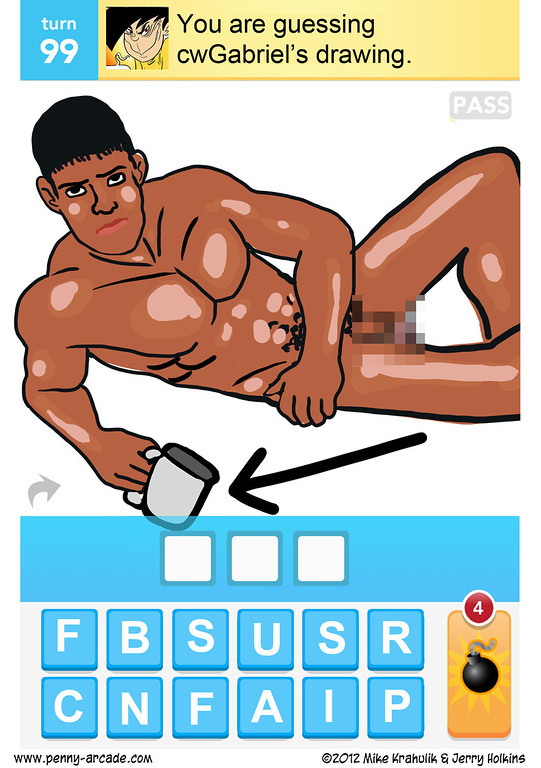 Draw Something Else