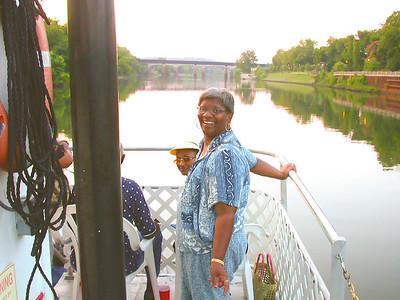 Boat Ride - 40th Reunion