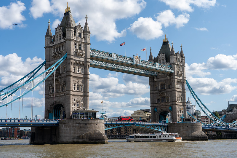 Tower Bridge on the Thames