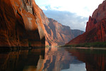 Glen Canyon: The Colorado River at Lees Ferry