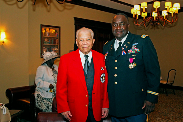Colonel Bennie Williams, Jr Retirement Ceremony