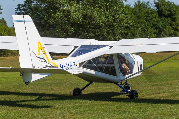 9-287 - Aeroprakt A-22