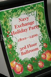 NEX Yokosuka Holiday Party 2011