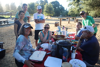 Pickleball Picnic Party