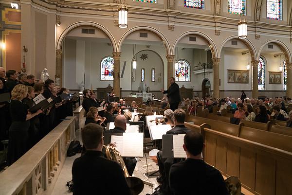 Musica Sacra St Boniface 2017
