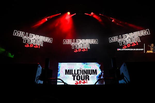 Millennium Tour 2021 Oakland