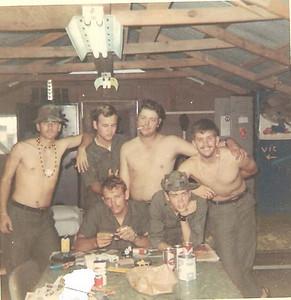 Kirk Johnson-Camp Haskins '70-'71
