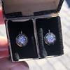 1.65ctw Old European Cut Diamond Dormeuse Earrings 9