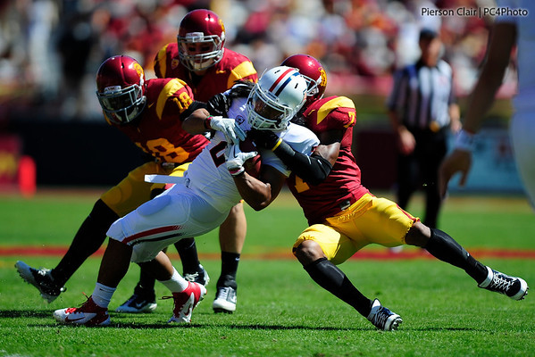 USC Football v Arizona 2011 - Game