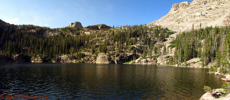 TR: Cooper & Marten Peaks 7/14-7/16/2010