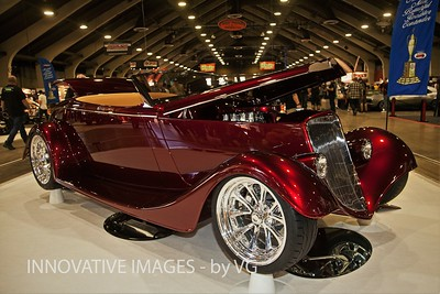 70th Annual Grand National Roadster Show