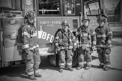 Bridgeport L-5 B Shift (6/9/17)