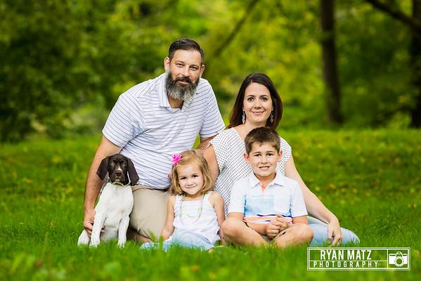 Frey Family 2018