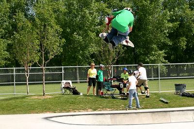 Layton Skate Park 6/11/05 (Concrete Rodeo)