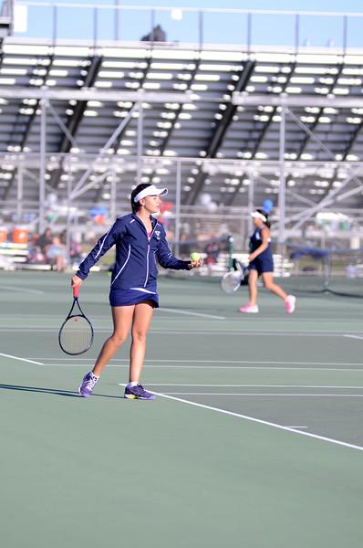 OE Girls Tennis 2014