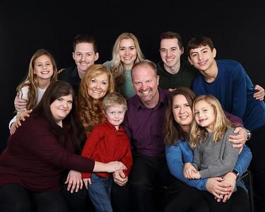 Diane Otto Family