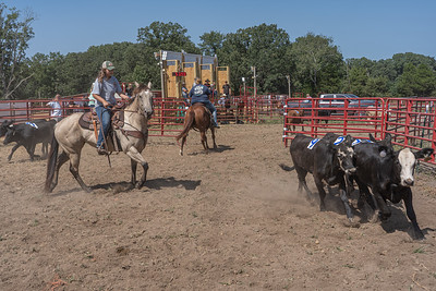 Old West Special Trails Ranch Barrel Show 9 -19-2020