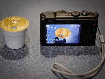 Panasonic LF1 test shots.