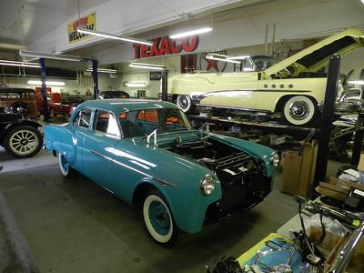 1951 Packard - Larry Peak.