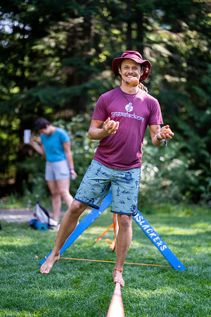 Yoga Slackers & Eion Finn