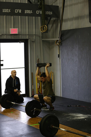 2014 Hammerhead Games at CrossFit Rochester