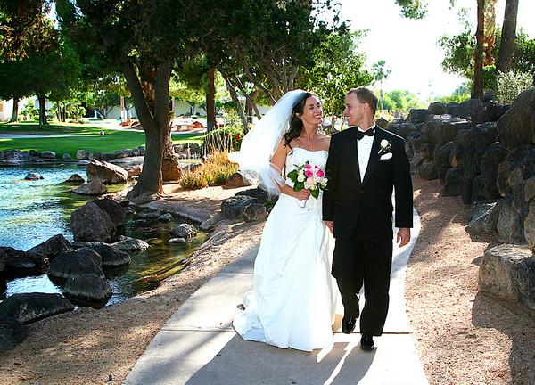 Kathy & Geoff Wedding