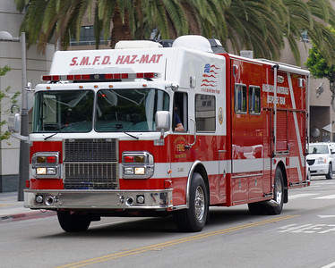 Third St IC (Santa Monica FD)