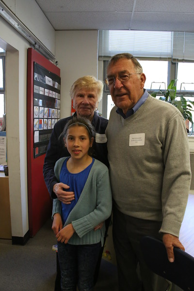 3rd Grade Grandparents and Great Friends' Day