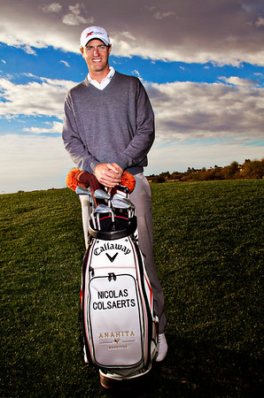 PGA: Phoenix Open Player Portraits