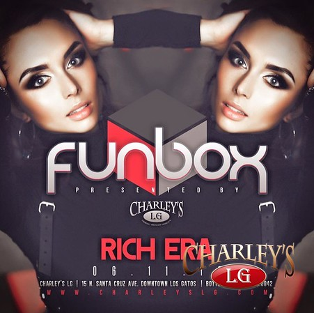 2016-6-11 Funbox with DJ Rich Era