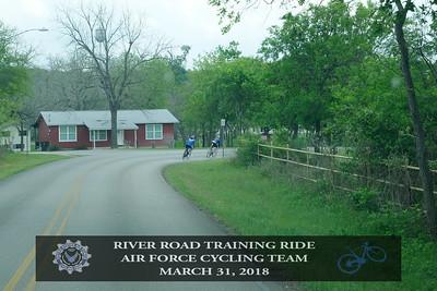 AFCT Training Ride 31Mar18