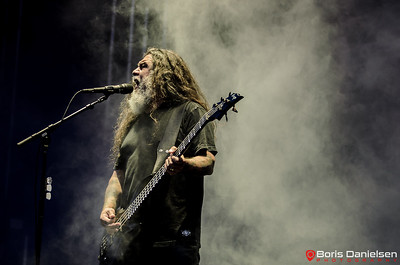 Slayer @ Tons Of Rock Festival 2017.