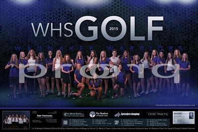 Waunakee Girls Golf