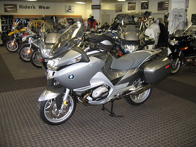 '06 BMW R1200RT