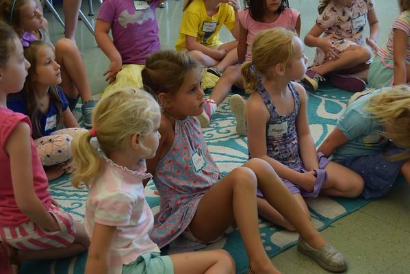 Little Girls Camp: Polar Camp