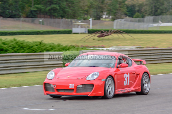 DH 31 Red Cayman S