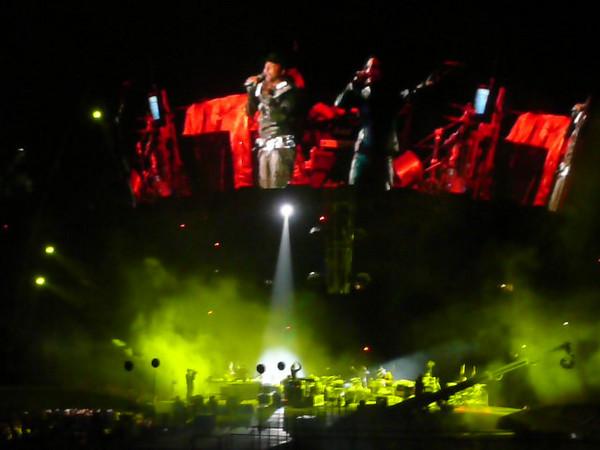 2009 10 25 U2 @ Rose Bowl