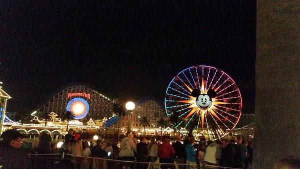 Disneyland Nov 2015