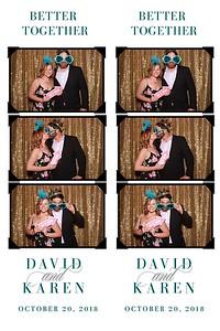 David & Karen's Wedding