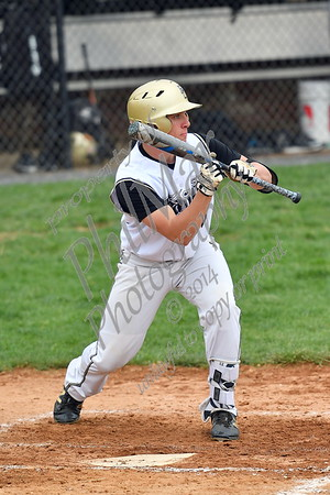 Berks Catholic vs Wyomissing High School Baseball 2016 - 2017