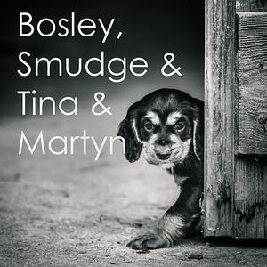 Bosley, Smudge & Tina